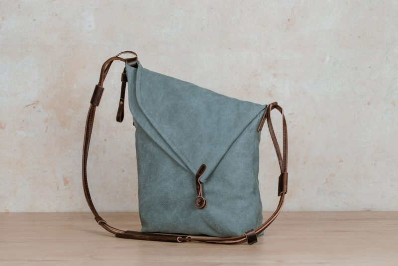 Northern Lights Smilla shoulder bag turquoise setilich