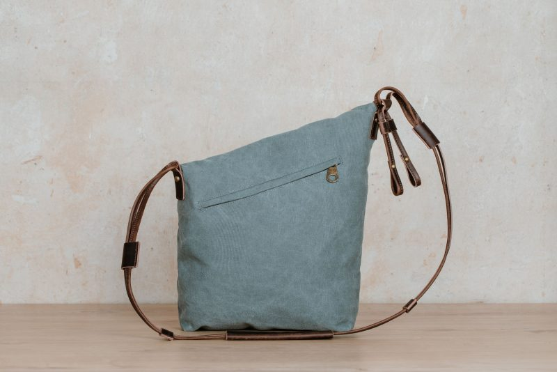 Northern Lights Smilla shoulder bag turquoise rear