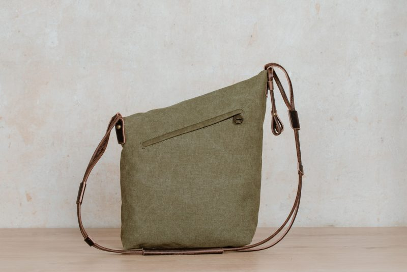 Northern Lights Smilla shoulder bag green rear