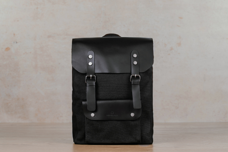 Northern Lights Jasper Backpack Black