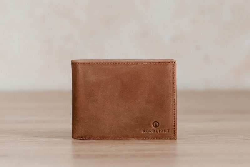 kito brown purse northern light leather