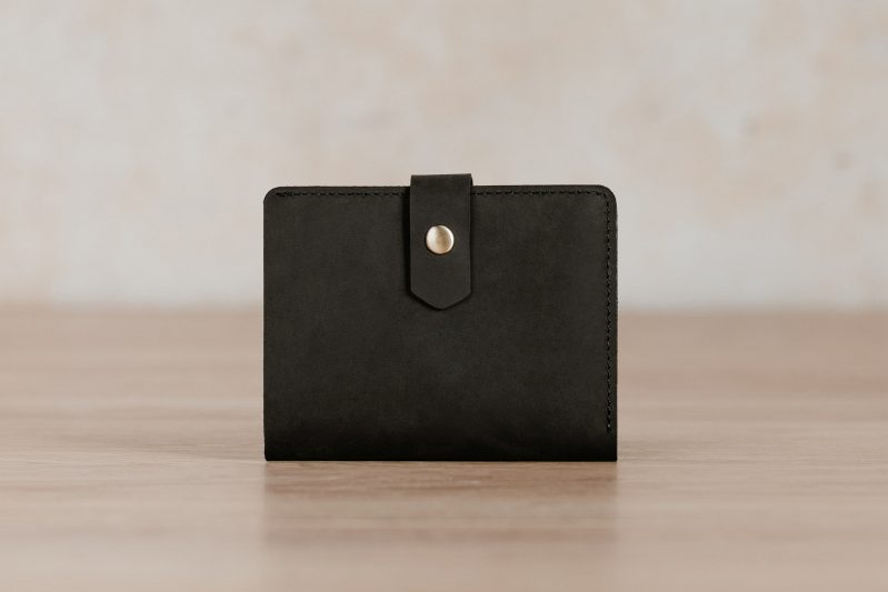 havu black purse northern light leather