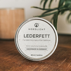 nordlicht leather grease